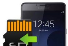 Samsung Galaxy C9 Pro uygulamaları hafıza kartına taşıma