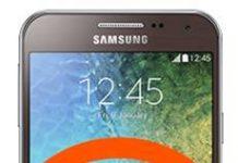Samsung Galaxy E5 Ağ Ayarlarına Sıfırlama