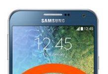 Samsung Galaxy E7 Ağ Ayarlarına Sıfırlama