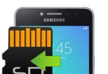Samsung Galaxy Grand Prime Plus Hafıza Kartına Uygulama Taşıma