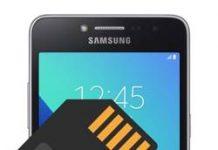 Samsung Galaxy Grand Prime Plus SD Kart Biçimlendirme