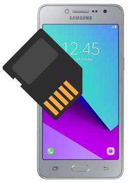 Samsung Galaxy J2 Prime SD kart biçimlendirme