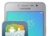 Samsung Galaxy J2 Prime Veri Yedekleme