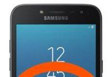 Samsung Galaxy J2 Pro 2018 Ağ Ayarlarına Sıfırlama
