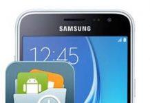 Samsung Galaxy J3 2016 Veri Yedekleme