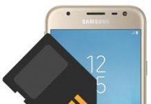 Samsung Galaxy J3 2017 SD kart biçimlendirme