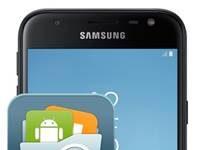 Samsung Galaxy J3 2017 Veri Yedekleme