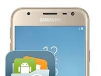 Samsung Galaxy J3 Pro 2017 Veri Yedekleme