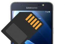Samsung Galaxy J5 2016 SD Kart Biçimlendirme