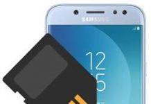 Samsung Galaxy J5 2017 SD kart biçimlendirme