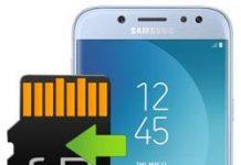 Samsung Galaxy J5 2017 uygulamaları hafıza kartına taşıma