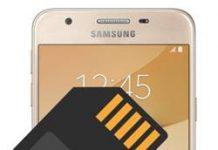 Samsung Galaxy J5 Prime SD Kart Biçimlendirme