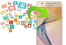 Samsung Galaxy J5 Prime Veri Yedekleme