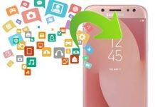 Samsung Galaxy J5 Pro Veri Yedekleme