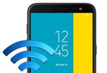 Samsung Galaxy J6 ağ ayarlarına sıfırlama