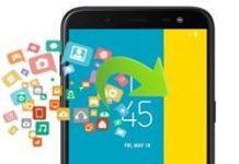 Samsung Galaxy J6 veri yedekleme