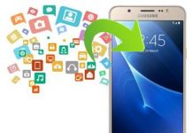 Samsung Galaxy J7 2016 Veri Yedekleme
