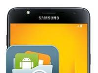 Samsung Galaxy J7 Duo Veri Yedekleme