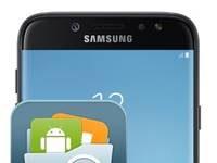 Samsung Galaxy J7 Pro Veri Yedekleme