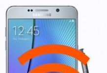 Samsung Galaxy Note 5 Ağ Ayarlarına Sıfırlama
