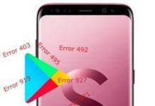 Samsung Galaxy S Light Luxury google play hataları
