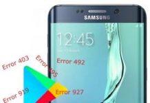 Samsung Galaxy S6 Edge Plus Play Store hataları