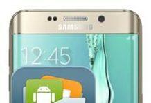 Samsung Galaxy S6 Edge Plus Veri Yedekleme