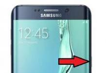Samsung Galaxy S6 Edge Plus ekran görüntüsü alma