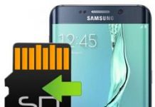 Samsung Galaxy S6 Edge Plus uygulamaları hafıza kartına taşıma