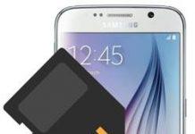 Samsung Galaxy S6 SD kart biçimlendirme
