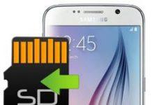 Samsung Galaxy S6 uygulamaları hafıza kartına taşıma