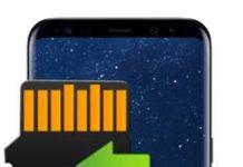 Samsung Galaxy S8 Plus Hafıza Kartına Uygulama Taşıma