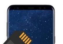 Samsung Galaxy S8 Plus SD Kart Biçimlendirme