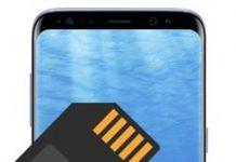 Samsung Galaxy S8 SD Kart Biçimlendirme