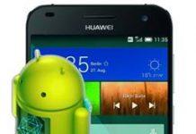 Huawei Ascend G7 fabrika ayarlarına döndürme