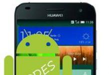Huawei Ascend G7 kodlar