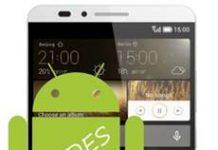 Huawei Ascend Mate 7 kodlar