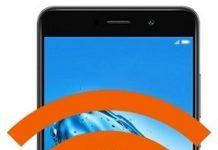 Huawei Enjoy 7 Plus ağ ayarlarına sıfırlama