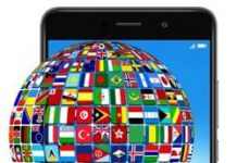 Huawei Enjoy 7 Plus dil değiştirme