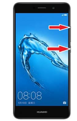 Huawei Enjoy 7 Plus kurtarma modu