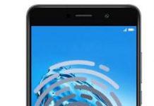 Huawei Enjoy 7 Plus parmak izi ekleme