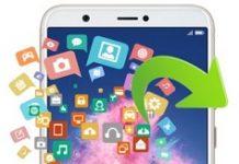 Huawei Enjoy 7S veri yedekleme