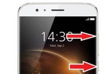 Huawei G8 kurtarma modu