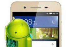 Huawei GR3 fabrika ayarlarına döndürme