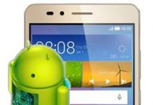 Huawei GR5 fabrika ayarlarına döndürme