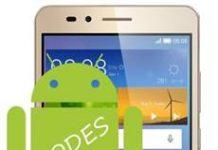 Huawei GR5 kodlar