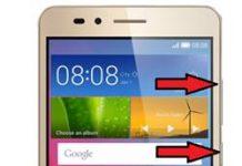 Huawei GR5 kurtarma modu