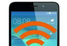 Huawei GT3 ağ ayarlarına sıfırlama