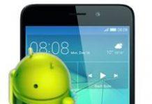 Huawei GT3 fabrika ayarlarına döndürme