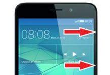 Huawei GT3 kurtarma modu